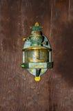 古色古香的煤气灯 免版税库存照片