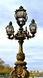 古色古香的照明设备 免版税库存图片