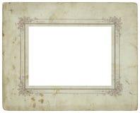 古色古香的照片框架2 库存图片