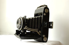 古色古香的照相机 库存图片