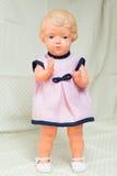 古色古香的玩偶 免版税库存图片