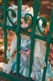 古色古香的玩偶 库存图片