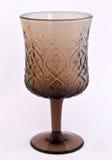 古色古香的玻璃酒 免版税库存照片