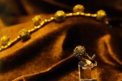 古色古香的珠宝。 库存照片