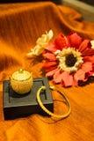 古色古香的珠宝。 免版税库存图片
