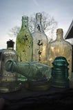 古色古香的瓶 库存图片