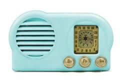古色古香的电胶收音机 库存照片