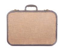 古色古香的皮箱或手提箱 库存照片