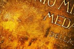 古色古香的皮革纹理 免版税图库摄影