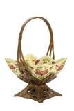 古色古香的盘现代瓷样式 免版税库存照片