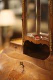古色古香的碗柜 免版税库存照片