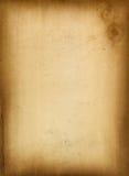 古色古香的纸张 库存照片