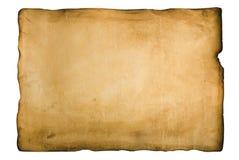古色古香的纸张 免版税图库摄影