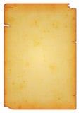 古色古香的纸张 免版税库存照片