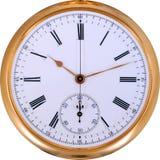 古色古香的经典时钟 免版税库存照片
