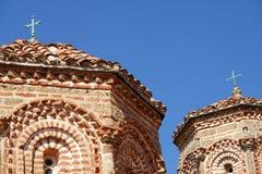古色古香的结构 免版税库存照片