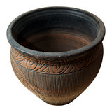 古色古香的缸 免版税图库摄影