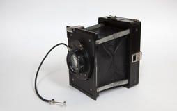 古色古香的老照相机 免版税图库摄影