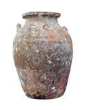 古色古香的老花瓶 免版税图库摄影
