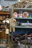 古色古香的考古学美国捡取器历史海峡电视节目 图库摄影