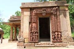 古色古香的耆那教的寺庙 免版税库存照片