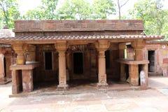 古色古香的耆那教的寺庙 图库摄影