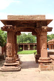 古色古香的耆那教的寺庙 免版税图库摄影