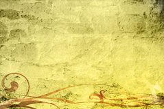 古色古香的背景 库存照片