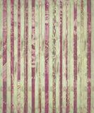 古色古香的脏的羊皮纸粉红色数据条 免版税库存照片