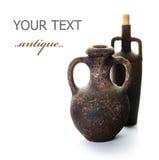 古色古香的花瓶 免版税库存图片