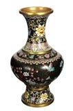 古色古香的花瓶 库存图片