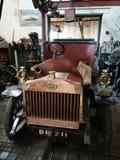 古色古香的英国车 库存图片