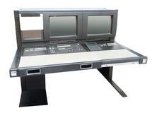 古色古香的计算机 免版税库存图片
