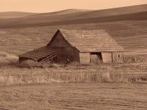古色古香的谷仓 免版税图库摄影