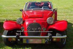 古色古香的车的豹 库存图片