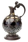 古色古香的酒水罐 免版税库存图片