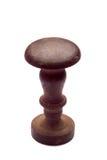 古色古香的金属印花税 免版税库存照片