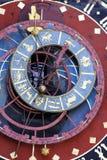 古色古香的钟楼- Zytglogge在伯尔尼 库存照片