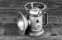 古色古香的铁路Powerlite 免版税库存图片