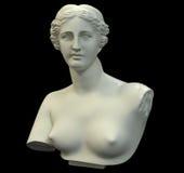 古色古香的雕塑 免版税库存照片