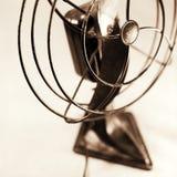 古色古香的风扇 免版税库存照片