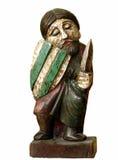 古色古香的骑士 免版税库存照片