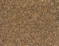 古色古香的黄色花岗岩(巴西) 图库摄影