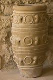 古色古香的黏土瓶子 免版税库存图片