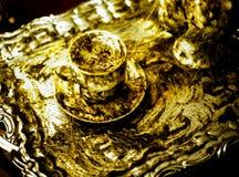 古色古香的水壶 免版税库存图片