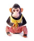 古色古香的猴子葡萄酒 库存图片