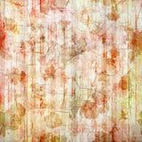 古色古香的破裂的亚麻制背景 免版税库存照片