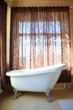 古色古香的浴 免版税库存照片