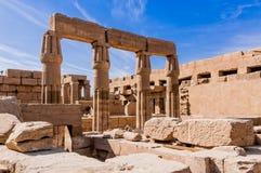 古色古香的Egypte 库存照片