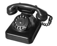 古色古香的telephon 免版税库存图片